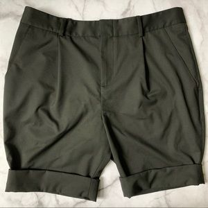 Robert Rodriguez black high waist shorts size 4